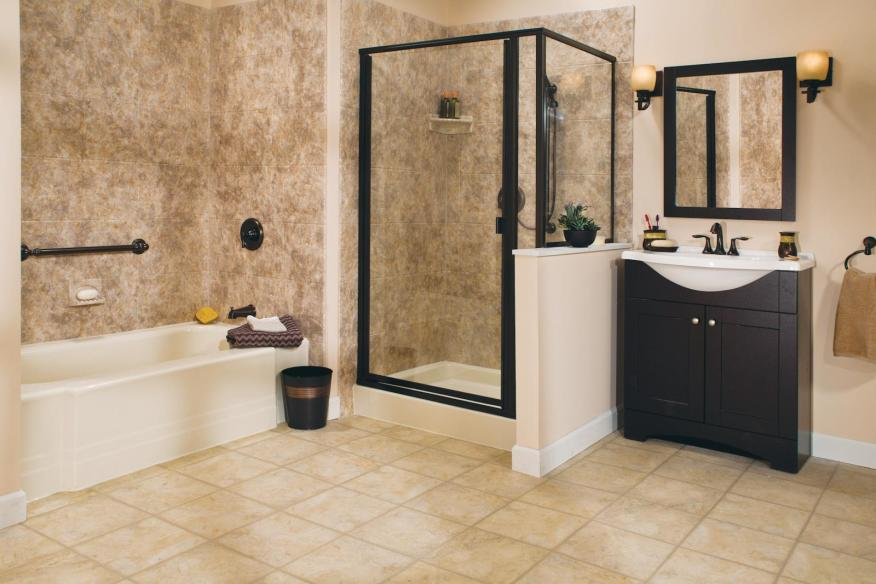 Bathroom Remodels In Richmond Northern VA Remodeling Company VA Gorgeous Updated Bathroom Designs