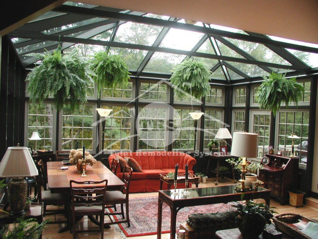 Conservatory Sunroom in Northern VA