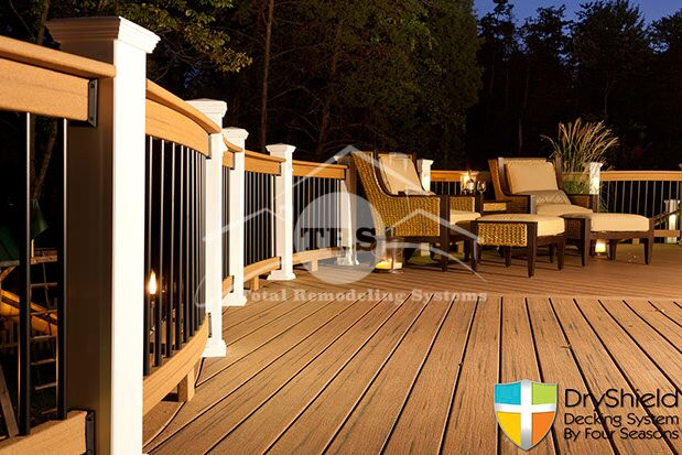 Wood & Composite Decks in Northern VA