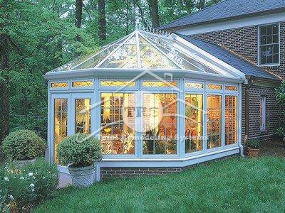 Sunroom installation in Silver Spring, MD